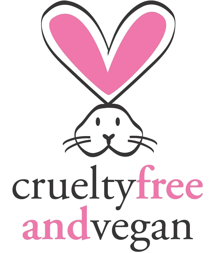 Cruelty Free and Vegan badge